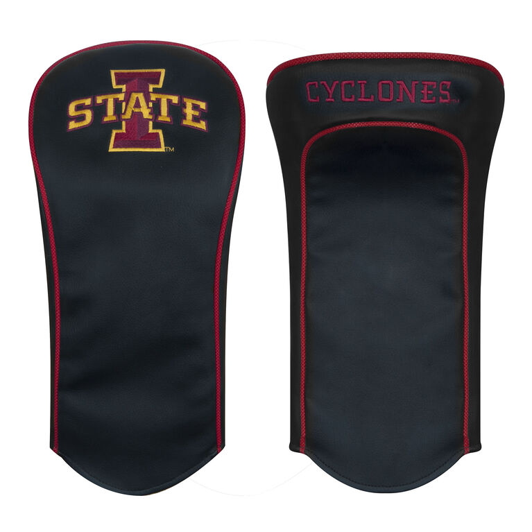 Team Effort Iowa State Black Driver Headcover