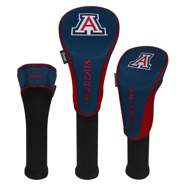 Team Effort Arizona Wildcats Headover Set of 3