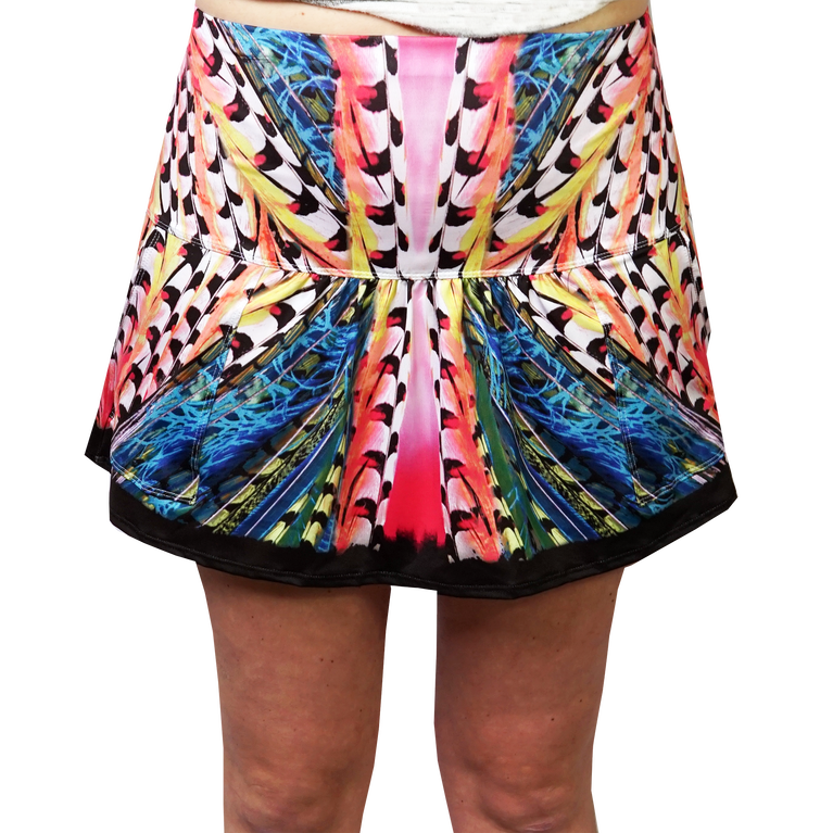 Front Fantasy Pocket Skirt
