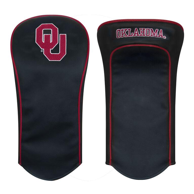 Team Effort Oklahoma Black Driver Headcover
