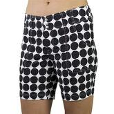 Jofit Belted Golf Short - Daiquiri Dot