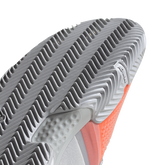 Alternate View 6 of Solematch Bounce Women's Tennis Shoe - Grey/Orange