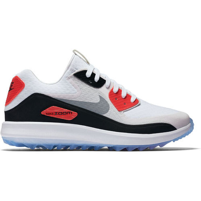 the best attitude a3a3b 98d0d Nike Air Zoom 90 IT Men's Golf Shoe - White/Grey