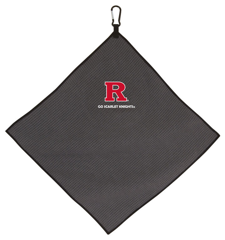 Team Effort Rutgers 15x15 Towel