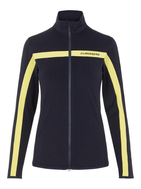 Janice Long Sleeve Mid Layer Jacket