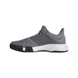 GameCourt Men's Tennis Shoe - Grey/Black