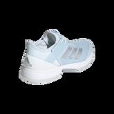Alternate View 10 of Adizero Ubersonic 3 Women's Tennis Shoe - Light Blue/White