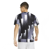 Alternate View 4 of Dri-FIT Men's Retrp Printed Tennis Crew Top
