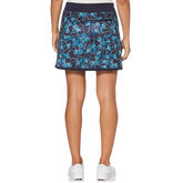 Alternate View 1 of Aqua Group - Floral Breeze Print Golf Skort