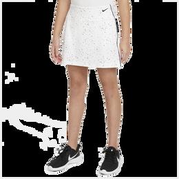 Dri-FIT Girls' Dot Print Golf Skirt
