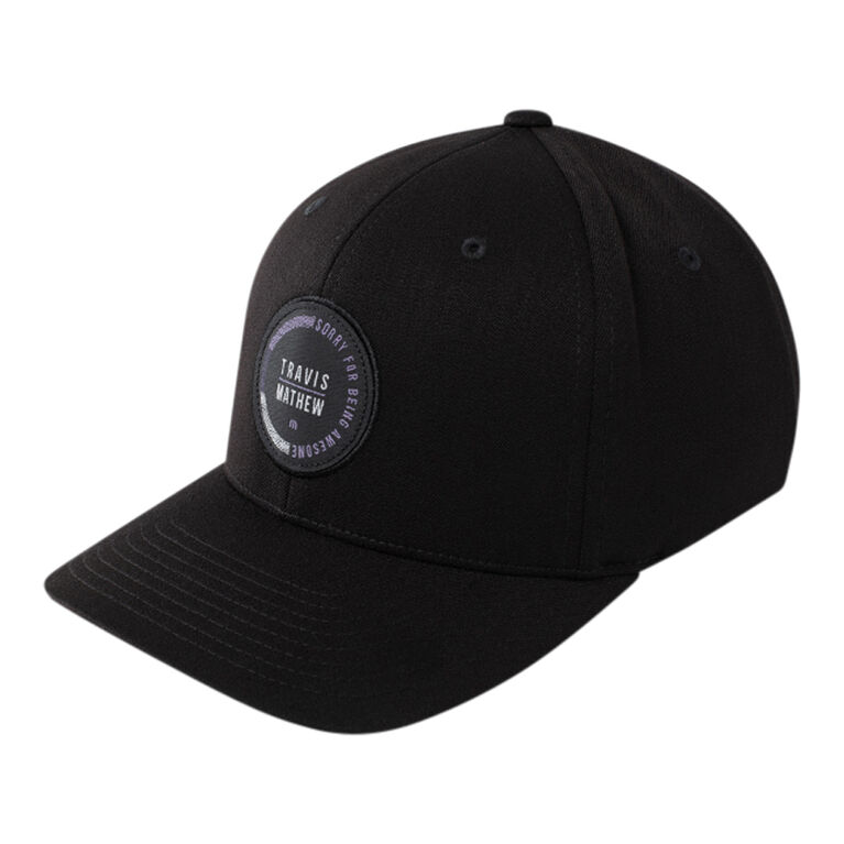 Sorry Not Sorry Patch Flexfit Hat