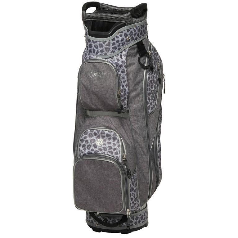 Snow Leopard Cart Bag