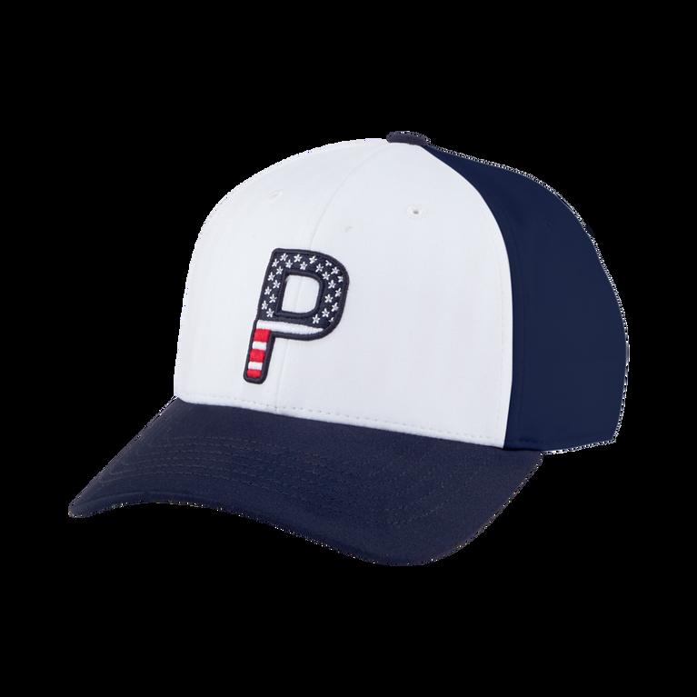 Women's Parts & Stripes P Cap Adjustable