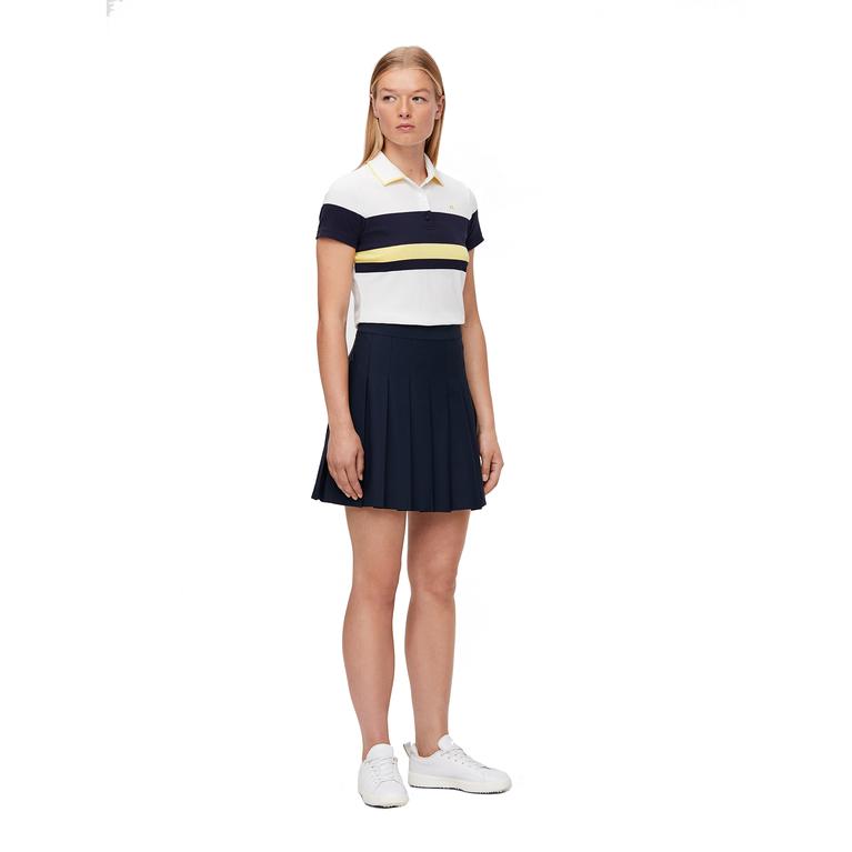 Adina Pleated Golf Skirt