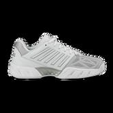 K-Swiss Bigshot Light 3 Junior's Tennis Shoe - White/Silver