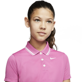 Alternate View 2 of Dri-FIT Victory Girls' Golf Polo