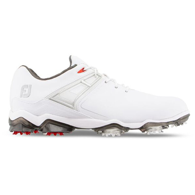 TOUR X Men's Golf Shoe - White/Red