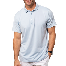 Phil Mickelson Solid Golf Polo