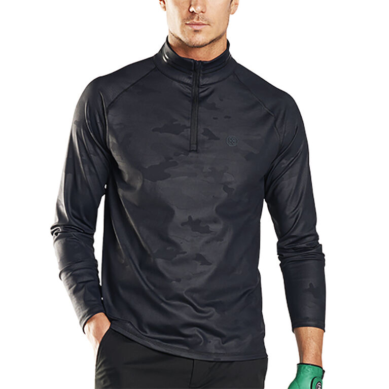 G/FORE Camo Midlayer