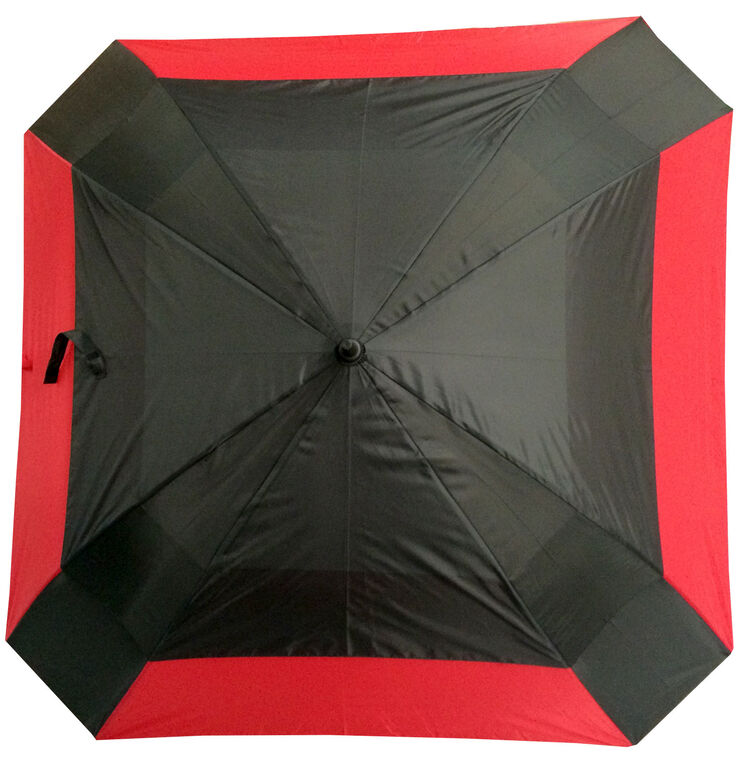 """Golf Gifts & Gallery 68"""" Square Style Umbrella"""