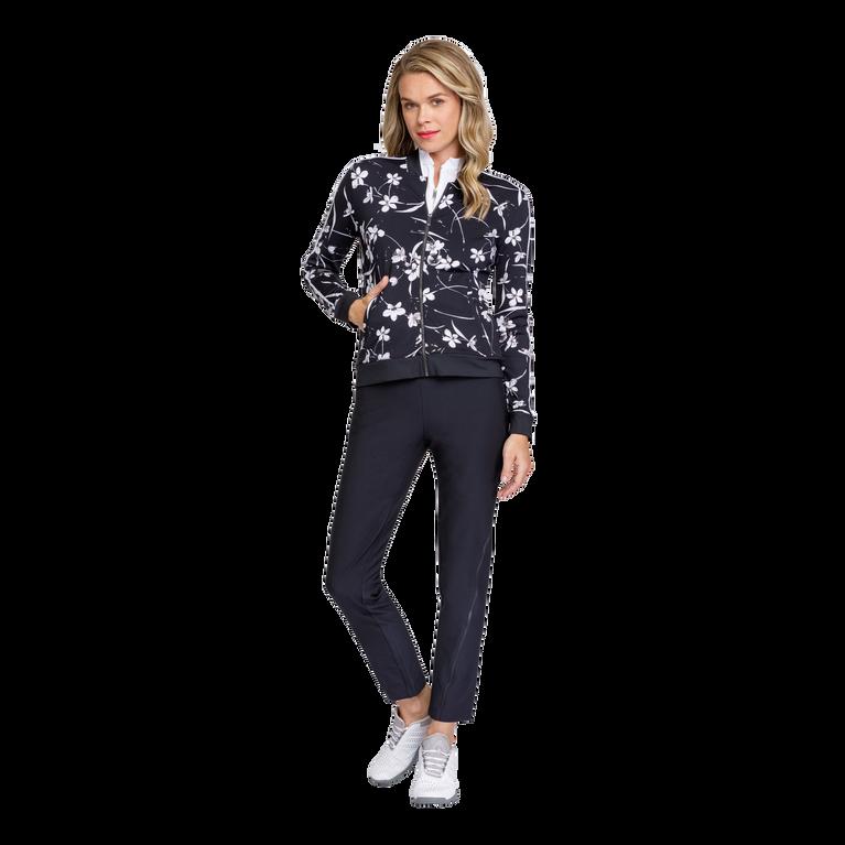 Alex Cascading Floral Print Jacket
