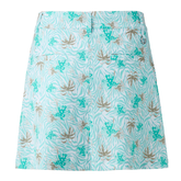 Alternate View 2 of Tropical Sense Spearmint Collection: Tropic Spearmint Golf Skort
