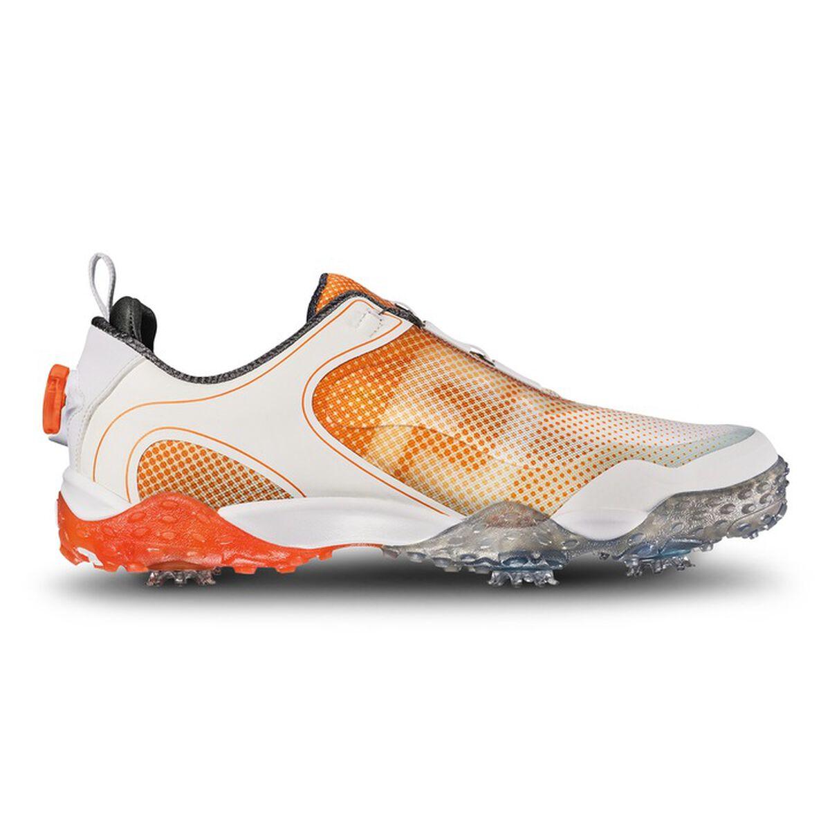 0d57a82c45642c FootJoy Freestyle BOA Men s Golf Shoe - White Orange