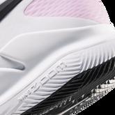 Alternate View 5 of Air Zoom Vapor X Women's Tennis Shoe - White/Pink