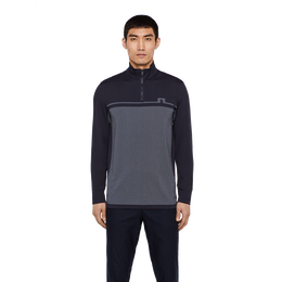 Jo Seamless Midlayer 1/4 Zip Pullover