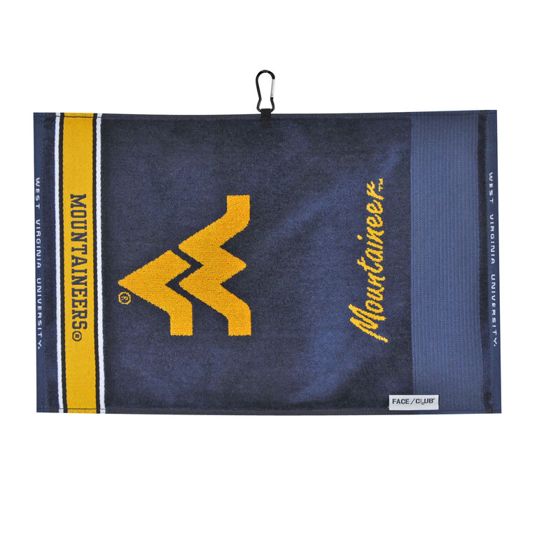 Team Effort West Virginia Towel