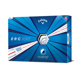 ERC Soft Golf Balls - Personalized