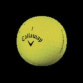 Superhot Bold Yellow Golf Balls 15-Pack - Personalized