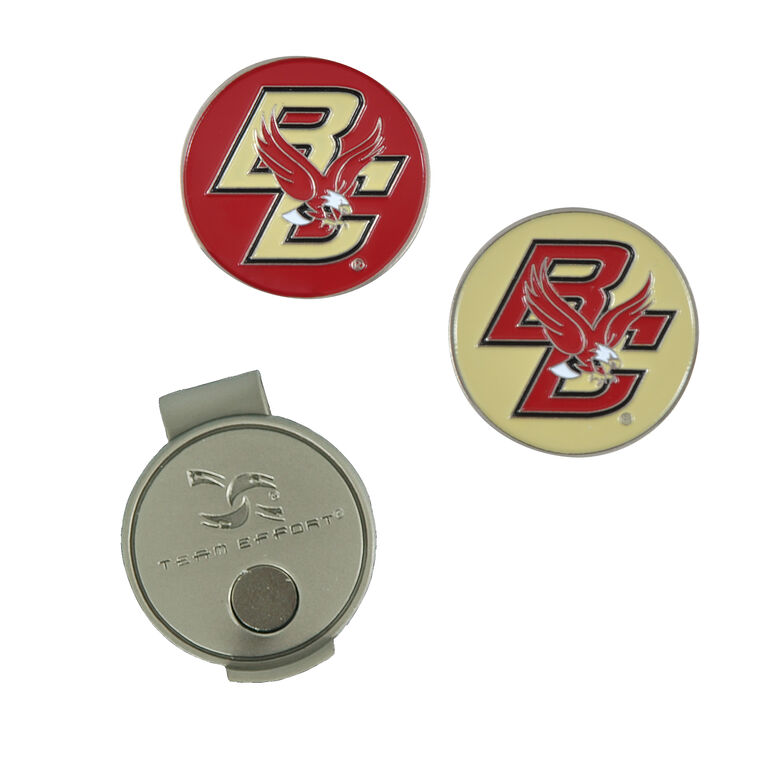 Team Effort Boston College Eagles Hat Clip