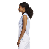 Alternate View 3 of Sleeveless PrimeBlue Polo Shirt