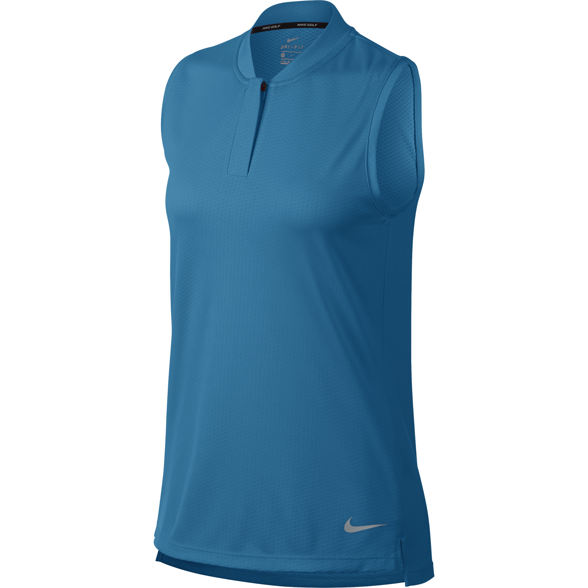 Nike Women\u0026#39;s Dry Sleeveless Golf Polo ...