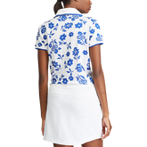 Alternate View 3 of Short Sleeve Floral Print Polo