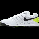 Alternate View 2 of Air Zoom Vapor X Men's Tennis Shoes - White/Yellow