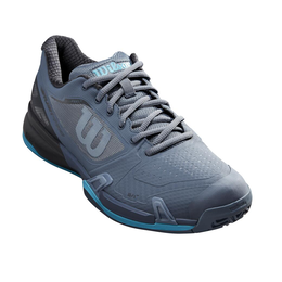 Rush PRO 2.5 2019 Men's Tennis Shoe - Stone/Blue