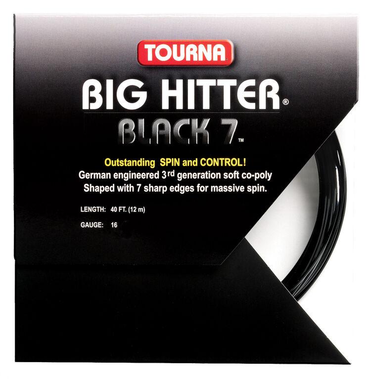 Tourna Big Hitter -16 Gauge String- Black
