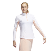Alternate View 1 of Ultimate365 Climacool Half Zip Long Sleeve Shirt