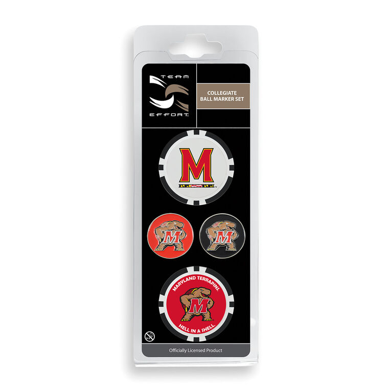 Team Effort Maryland Ball Marker