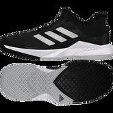 Alternate View 10 of Adizero Club Men's Tennis Shoe - Black/White