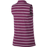 Alternate View 1 of Sleeveless Striped Victory Polo