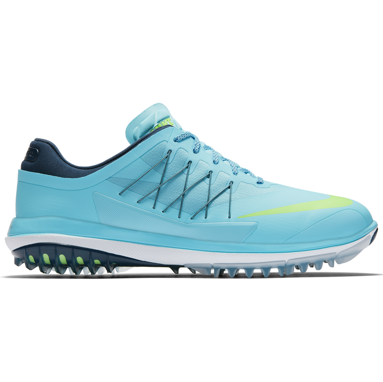 ad72e0bf10c8 Nike Lunar Control Vapor Men s Golf Shoe - Light Blue