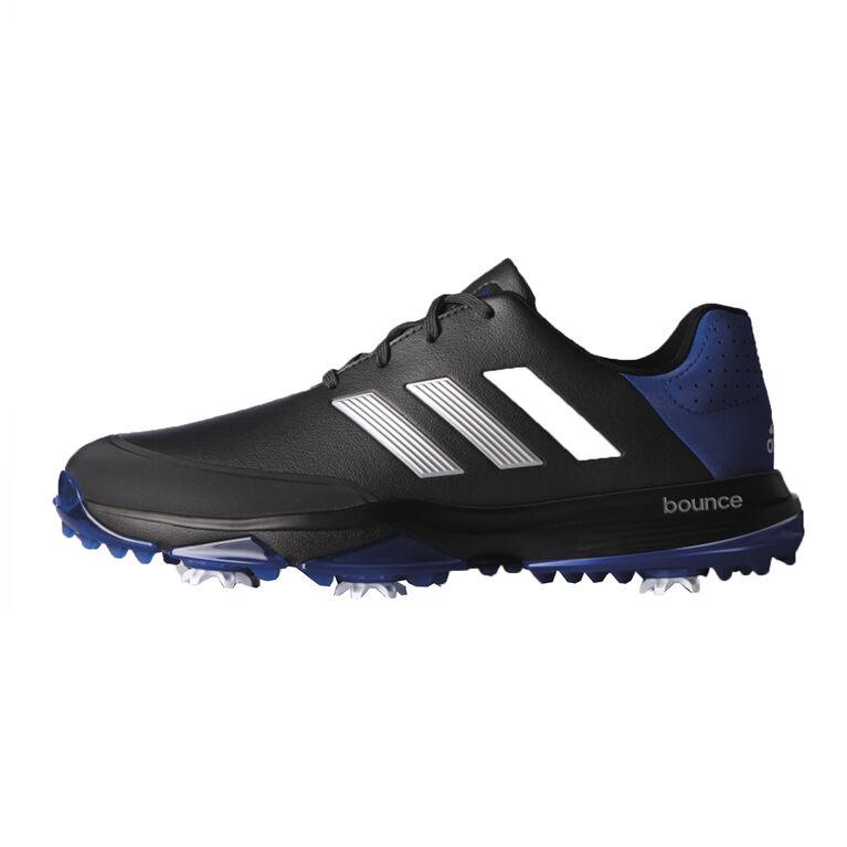 adidas Adipower Bounce Men's Golf Shoe - Black/Silver