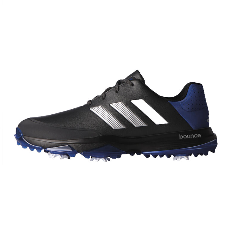 065f169c97be4 adidas Adipower Bounce Men s Golf Shoe - Black Silver