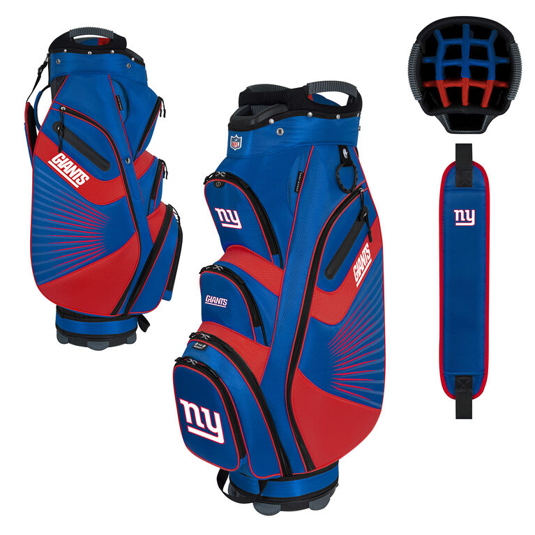 NFL New York Giants Bucket II Cooler Cart Bag