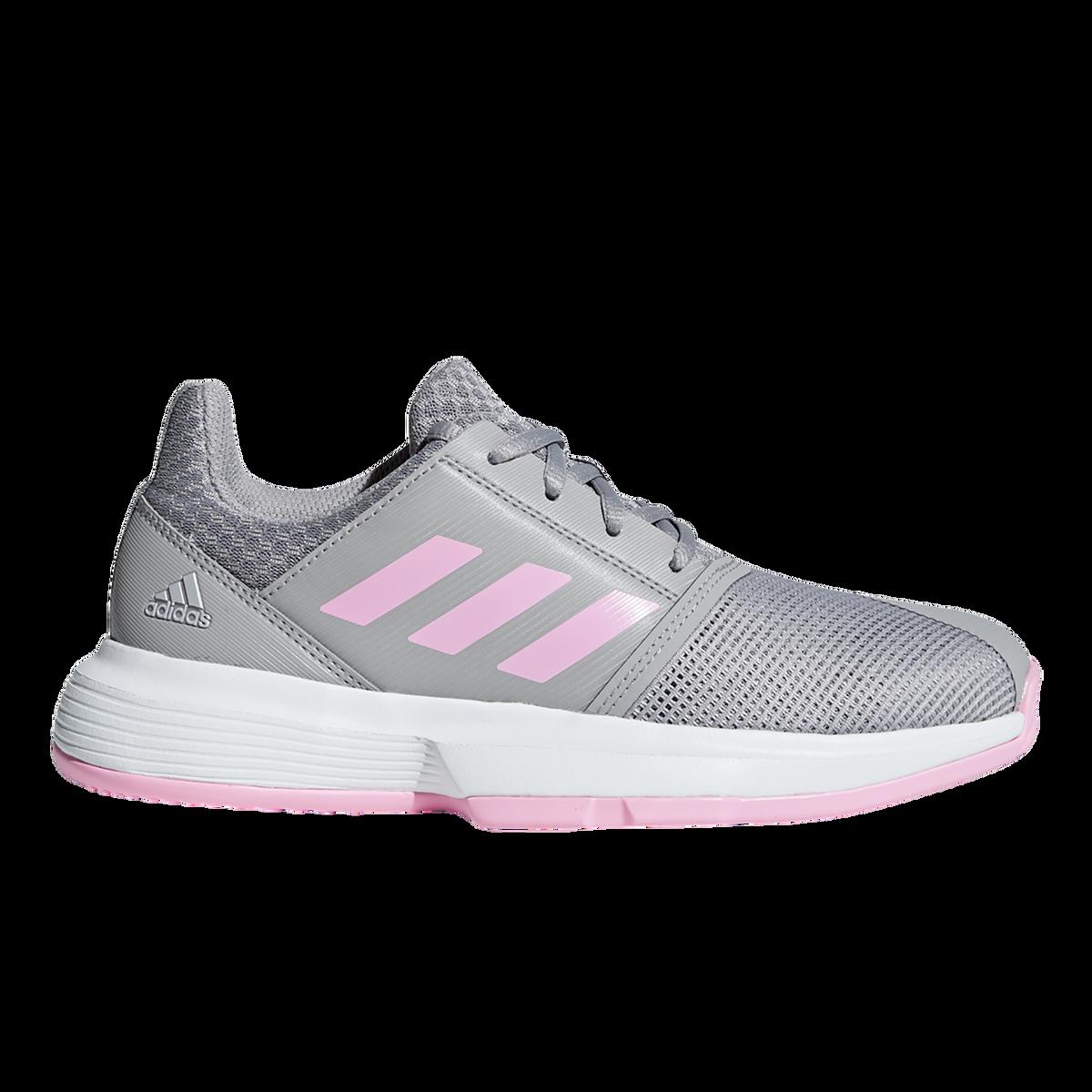 8c7ce5d20 Courtjam XJ Kids Tennis Shoe - Grey/Pink