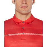 Alternate View 3 of Asymmetrical Heritage Short Sleeve Polo Golf Shirt