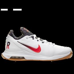 Air Max Wildcard Men's Tennis Shoe - White/Red